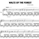 waltz of the forest
