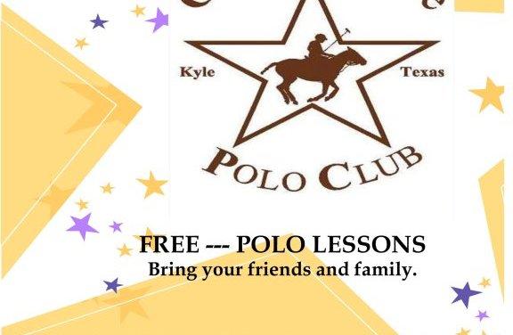 FREE Polo Lessons – County Line Polo Club
