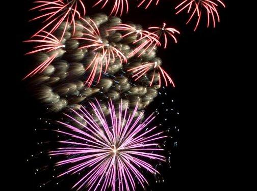 Fourth of July Celebration Fireworks Show!