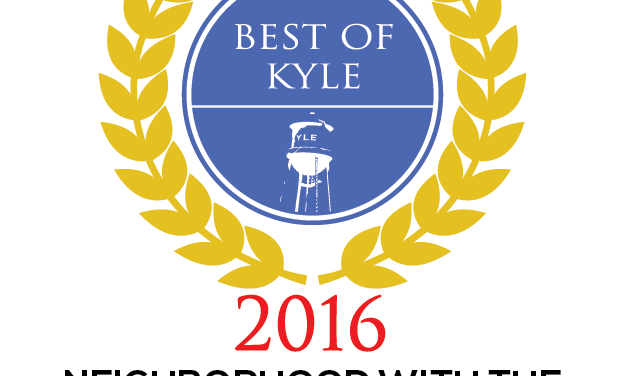Best of Kyle 2016 – Neighborhood with the Best Christmas Lights/Decorations