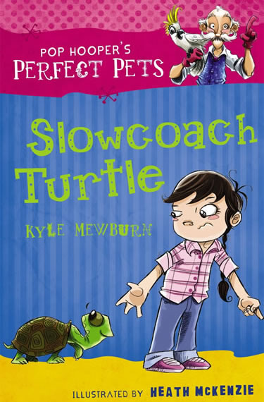 Pop Hooper's 3 - Slowcoach Turtle