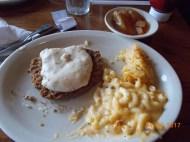 Because, Chicken Fried Steak!