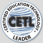 Certified Education Technology Leader badge