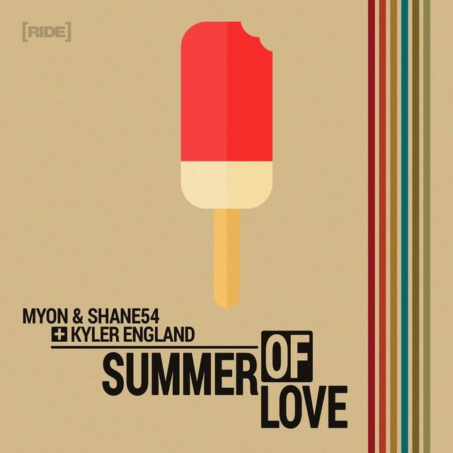 Myon and Shane54 Summer of Love