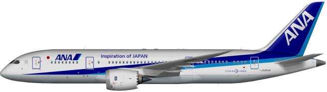 ANA JA804A