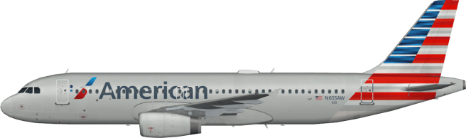 AAL N655AW