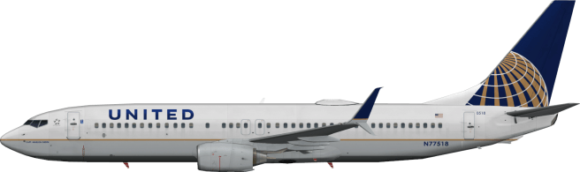 UAL N77518