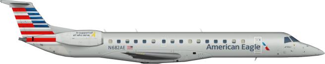 PDT N682AE