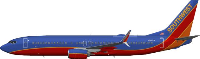SWA N8633A