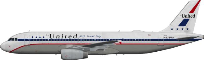 UAL N475UA