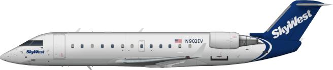 SKW N902EV