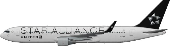 UAL N653UA