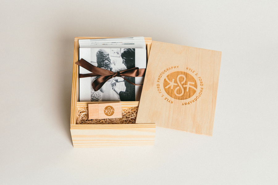 Kyle S Ford Wedding Packaging 1