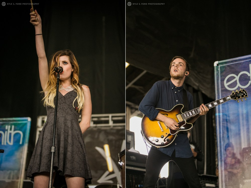 Echosmith warped tour