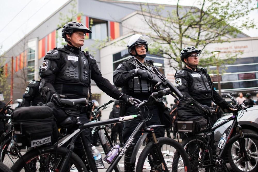 bike cops