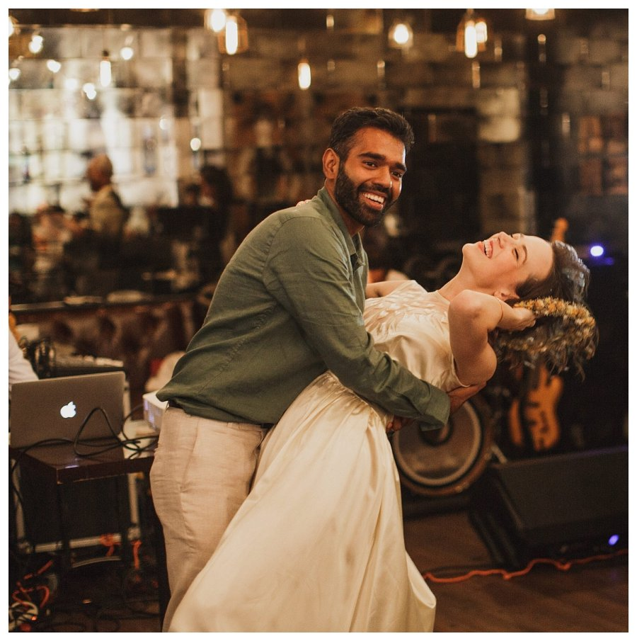 Champaign wedding first dance