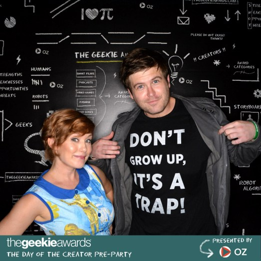 The Geekie Awards Nominee Party
