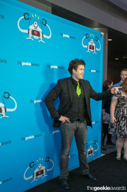 The Geekie Awards Red Carpet
