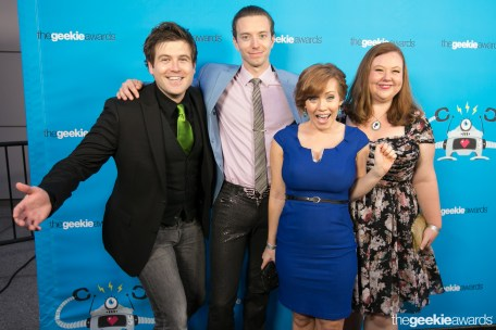 The Geekie Awards Red Carpet