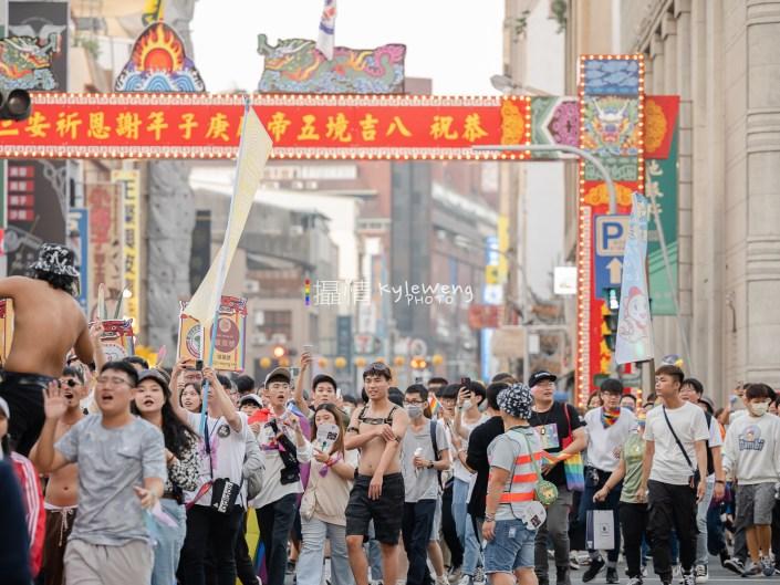 2020.12.12 台南彩虹遊行 Tainan Rainbow Parade