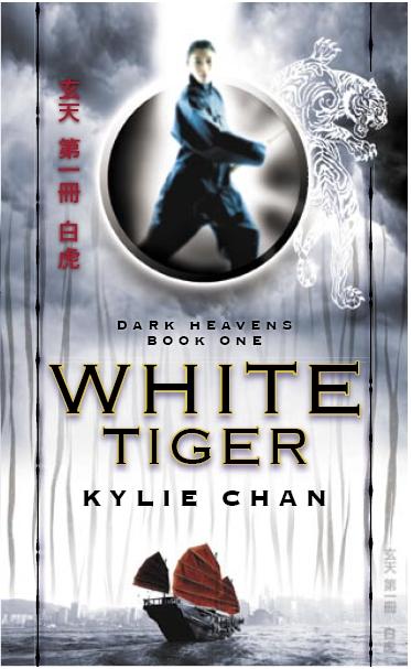 Dark Heavens 1: White Tiger