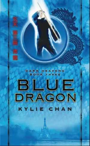 Dark Heavens 3: Blue Dragon