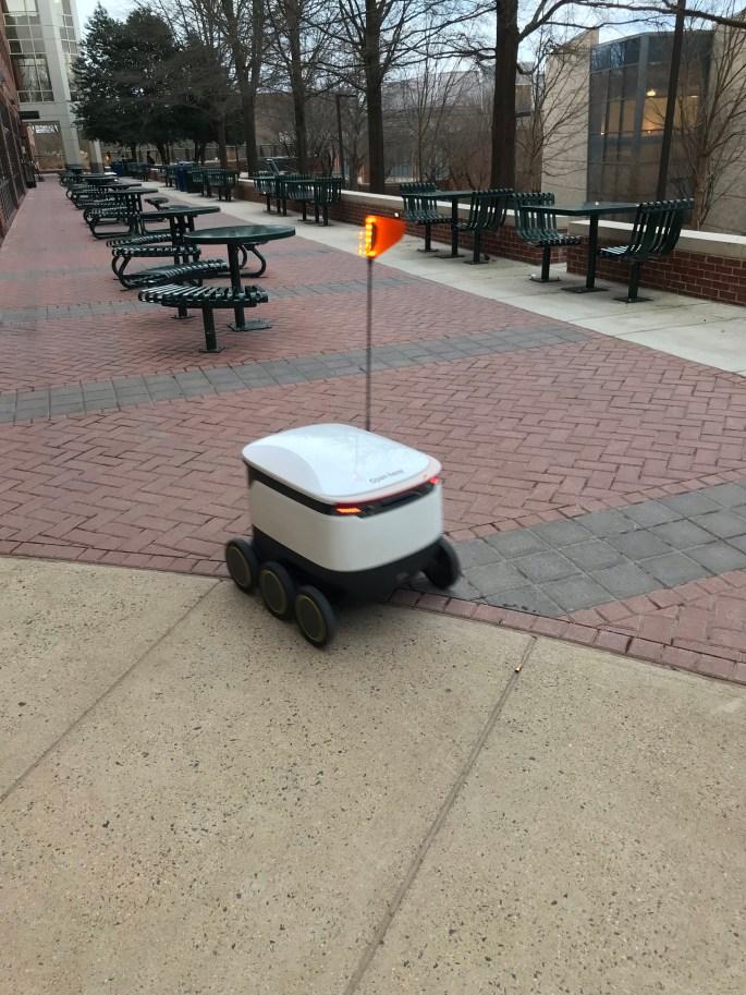George Mason Robot