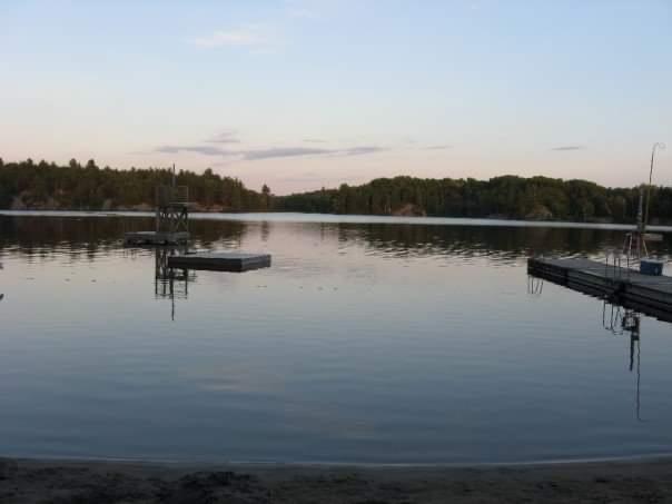 Beacon waterfront view