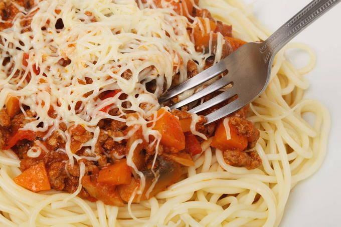 spaghete arde grăsime