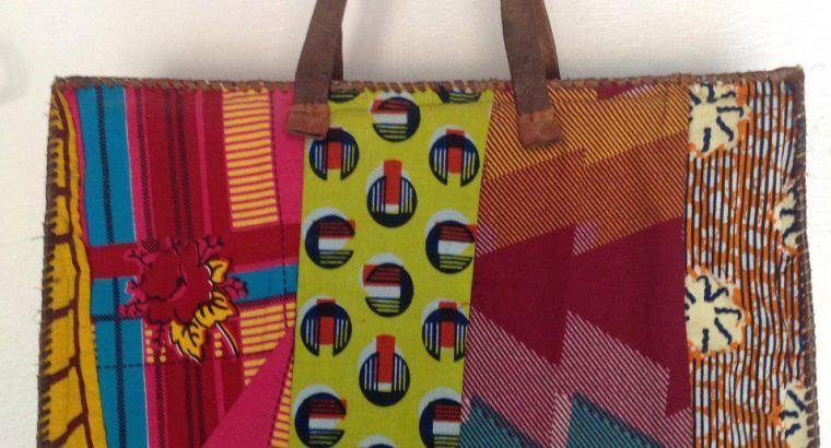 AFRICAN PRINTS BAGS