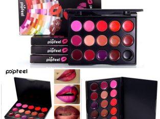 15 In 1 Popfeel Palette Lipgloss