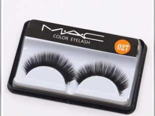 3D M.A.C color Thick Mink Eyelashes