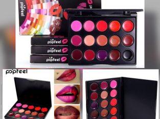 Popfeel Lip Makeup Palette