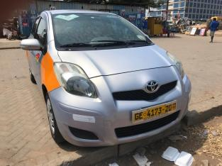 Toyota Vitz 2009 Model