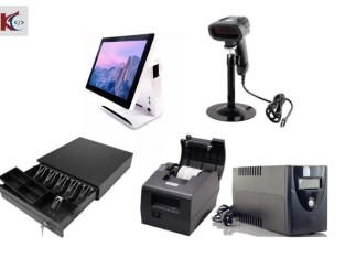 POS touchscreen system ( hardware and software)