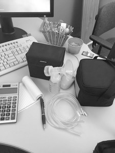5 Tips for Breast Pumping at Work