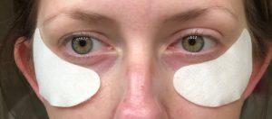 ViiCode Oxygen Eye Masks for Dark Circles