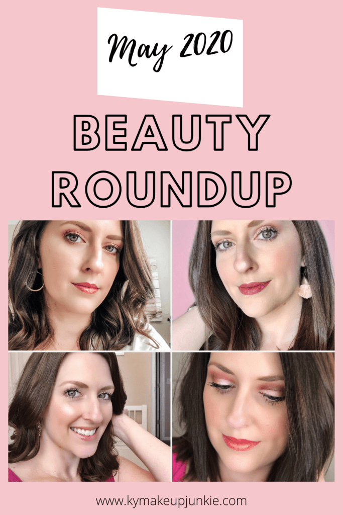 May 2020 Best in beauty roundup from Kentucky Makeup Junkie! Let's review this month's favorite makeup looks and my favorite top product of the month that's holy grail worthy!