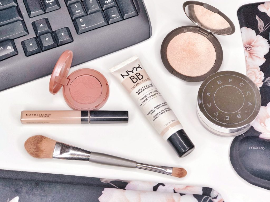 These are the additional beauty items that I will use and wear when I need to look more flawless for a client call! They create a little more polish and help me look more put together.