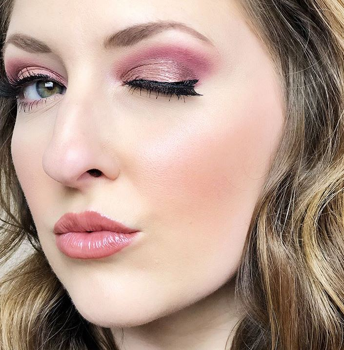 One of my most popular beauty pics today, taken myself with an iPhone! Kentucky Makeup Junkie