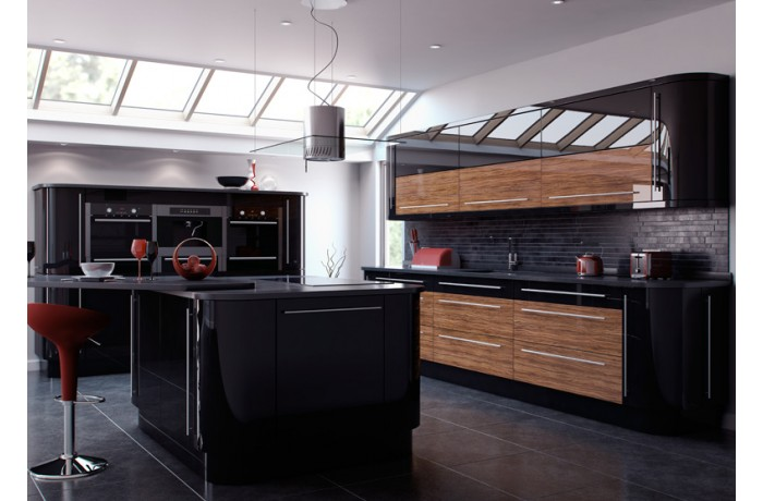 Modern Kitchen U Shaped