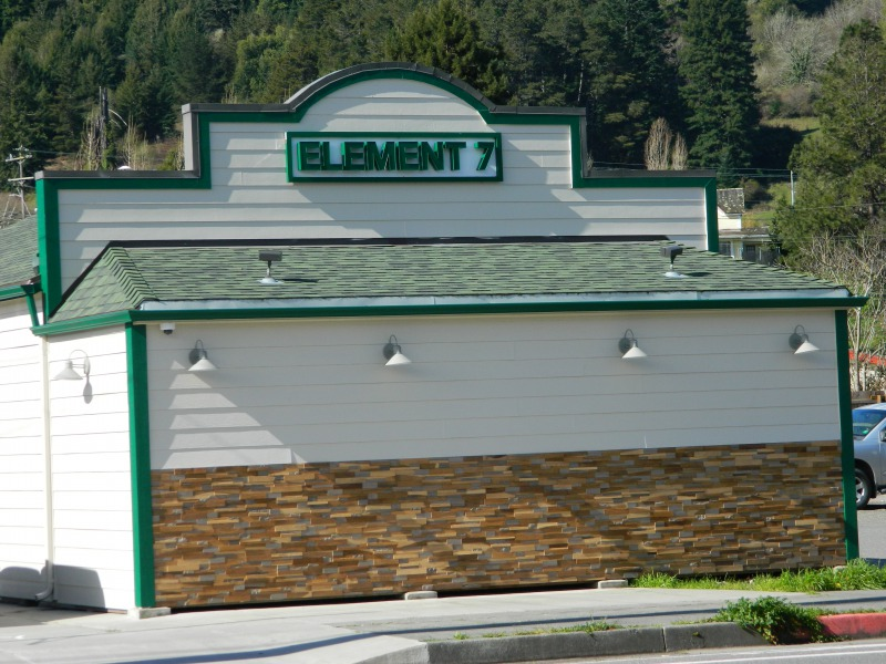 Element 7, Rio Dell's second dispensary, to hold ribbon-cutting Sat., May 15 at 10 a.m