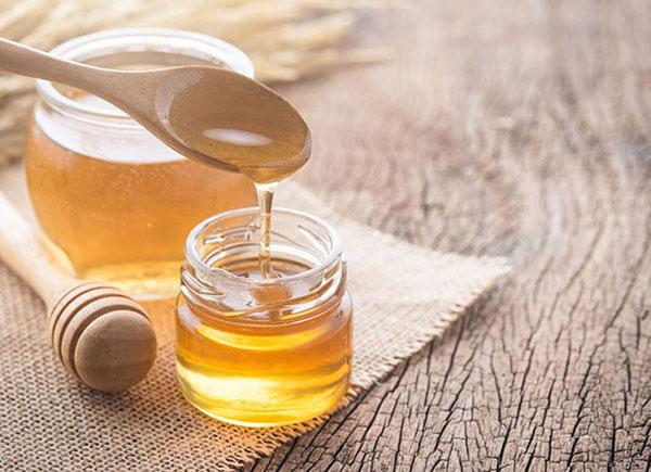 Mật ong làm sáng da