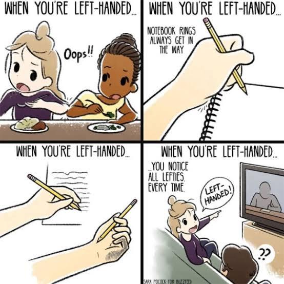 左利きってどうなの?賢いの?
