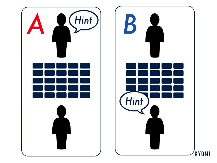コードネーム-バリエーションルール-同時プレイ