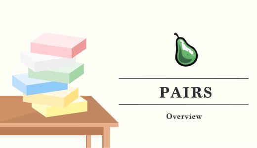 ペアーズ/Pairs 気軽に楽しめる超おすすめゲーム紹介
