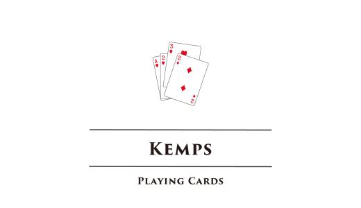ケンプス/Kemps パートナーに合図を送るトランプゲーム
