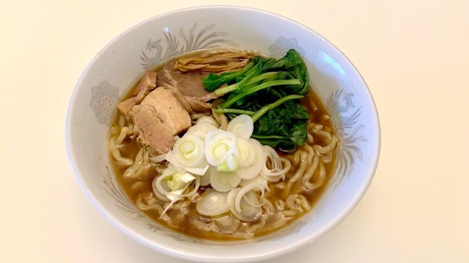 湯の台食堂_中華そば_宅麺