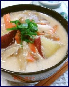 satoimo-2 豚汁 レシピ 我が家の簡単人気レシピ