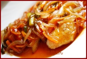 amazu おいしい甘酢あんの作り方 甘酢あんを使ったレシピ